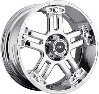 VISION WHEEL   394 warlord   20 Inch Rim x 9   (8x180) Offset (18) Wheel Finish   Chrome Automotive