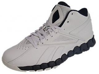 Reebok Mens Zig Stepback Basketball Shoes (8.5) Shoes