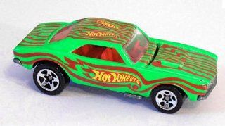 Mod Bod Series #4 1967 67 Camaro 5 Spoke Wheels #399 Collectible Collector Car Mattel Hot Wheels 164 Scale Toys & Games