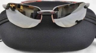 Maui Jim Sandy Beach Tortoise 408 10 Sunglasses with Case Shoes