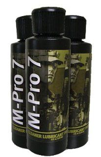 M Pro 7 Military Grade CLP Cleaner Lubricant Protectant All in O Sports & Outdoors