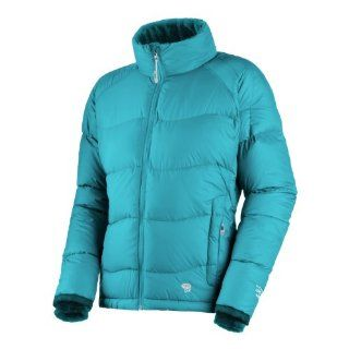 Mountain Hardwear Lodown Jacket   Women's Deep Turquoise, XS Sports & Outdoors