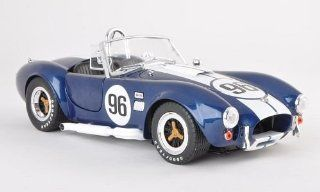 Shelby Cobra 427 S/C, No.96 , Model Car, Ready made, Shelby Collectibles 118 Shelby Collectibles Toys & Games