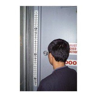 PT# PTR428 Security Height Ruler Tape PTR428 by Accuform Signs Health & Personal Care