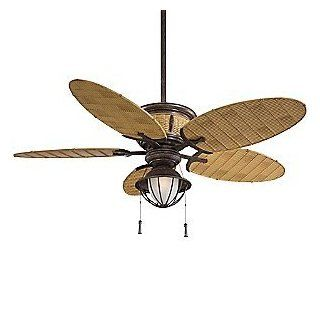 Shangri La Ceiling Fan by Minka Aire
