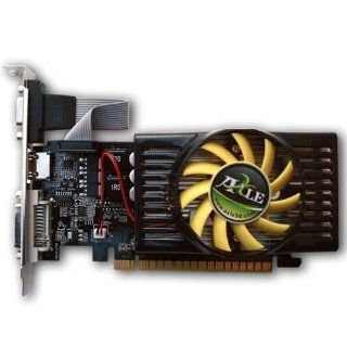 Axle3D GeForce GT 430 2GB DDR3 PCI Express w/ VGA + DVI + HDMI Video Card   Low Profile READY Computers & Accessories