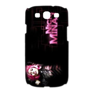 Custom Nicki Minaj 3D Cover Case for Samsung Galaxy S3 III i9300 LSM 2642 Cell Phones & Accessories
