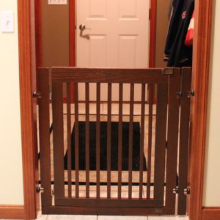 Dynamic Accents Citadel 36 Tall Pressure Mount Pet Gate