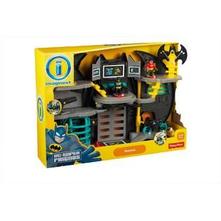 Imaginext DC Super Friends™ Batcave  by Fisher Price   Toys & Games   Action Figures & Accessories   Playsets