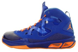 Nike Jordan Melo M9 New York Knicks Playoffs Anthony Basketball Shoes 551879 409   US Size 8.5