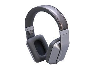Monster Silver Inspiration 3.5mm Connector Over Ear Active Noise Canceling Headphone (Silver)