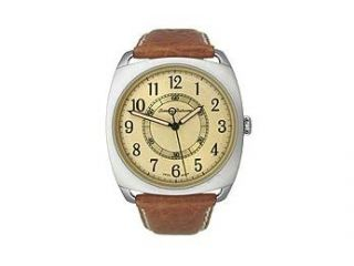 Tommy Bahama Aruba Cruiser Strap Pineapple Dial Men's Watch #TB1168