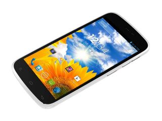 Blu Life Play L100A Yellow 3G Quad Core 1.2GHz Unlocked GSM Dual SIM Android Cell Phone