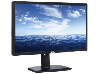 "Dell U2413 Black 24"" 6ms (GTG) HDMI Widescreen LED Backlight LCD Monitor AH IPS 350 cd/m2 2,000,000:1 (1000:1)"