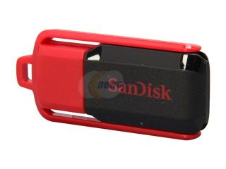 SanDisk Cruzer Switch 4GB USB 2.0 Flash Drive Model SDCZ52 004G A11