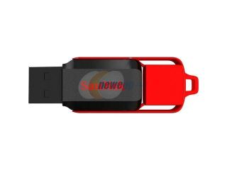 SanDisk Cruzer Switch SDCZ52 008G B35 8 GB USB 2.0 Flash Drive   Black, Red