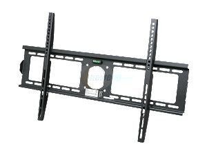 SIIG CE MT0612 S1 Black Low Profile Universal TV Mount  TV Bracket