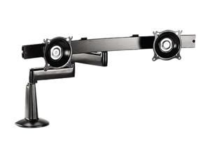 CHIEF KCD220B Dual Monitor Swing Arm Desk Mount