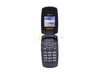 Samsung SGH a137 Dark Blue Unlocked GSM Flip Phone with Speaker Phone / Video Streaming /