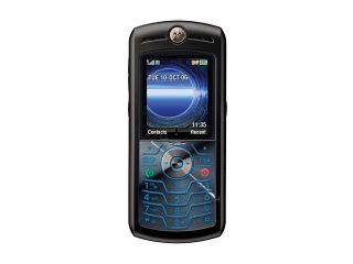 Motorola SLVR Black unlocked GSM Bar phone with iTune sync (L7)