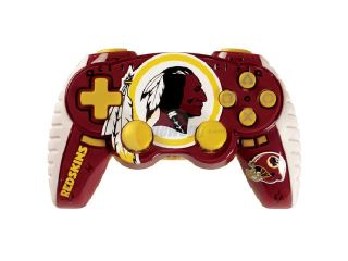 Mad Catz Officially Licensed NFL Wireless Controller For PS3   Washington Redskins