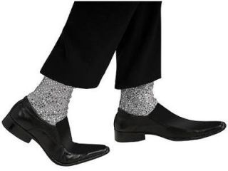 Adult Michael Jackson Sequin Socks
