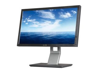 "Dell Professional Series P2211H/W4XCG Black 21.5"" 5ms Widescreen LED Backlight LCD Monitor 250 cd/m2 DC 2000000:1 (1000:1)"