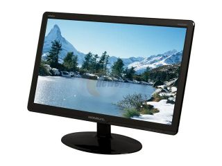 "Moneual MU230ED Black 23"" 5ms Widescreen LED Backlight LCD Monitor 250 cd/m2 1000:1 Built in Speakers"