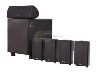Definitive Technology  ProCinema 600  5.1 Channel  Home Theater Speaker System (Black)