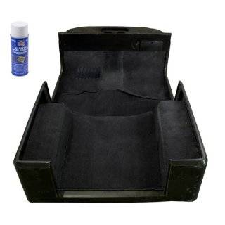 Jeep Wrangler & CJ Deluxe Replacement Black Carpet Kit (1976 1995)